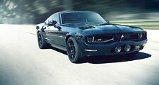 "Sport Car 2015 Muscle Poster 24""x 16"""