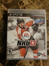 NHL 13 (Sony PlayStation 3, PS3) Works Great - Complete