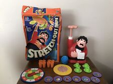 Vintage 1990's Milton Bradley Stretch-Out Sam Stacking Game