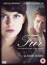 FUR (Nicole Kidman) - DVD - REGION 2 UK