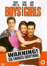 Boys And Girls  Freddie Prinze Jr., Claire Forlani, Brendon Ryan  NEW UK R2 DVD