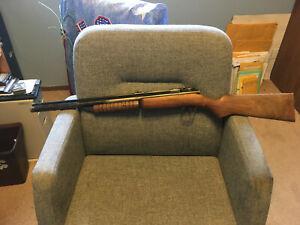 Benjamin Franklin Model 312 .22cal air rifle
