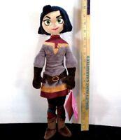 "Disney Store Authentic Tangled The Series Cartoon Cassandra Plush Toy Size 17"""