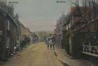 Collectable Old Post Card - Beeding, Sussex