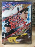 Speed Racer [Widescreen Edition] sealed!
