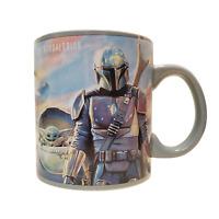 Star Wars The Mandalorian Baby Yoda Grogu The Child Ceramic Coffee Mug NEW