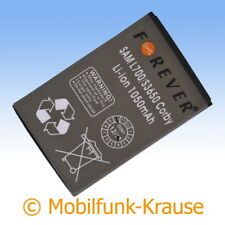 BATTERIA per Samsung gt-s5600/s5600 1050mah agli ioni (ab463651bu)