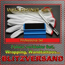 Rakel mit Filzkante - Profi Car Wrapping - Carbon Auto Folie - Wand Tattoo