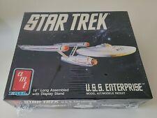 Amt Uss Enterprise Model Kit (Nos)