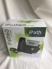 * Nuovo * Yealink T20P (Ipath 60) VOIP SIP PHONE SIP-T20P con alimentazione Regno Unito