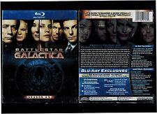 Battlestar Galactica - Season 4.5 (Brand New Blu-ray Disc, 2009, 3-Disc Set)