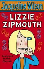 Lizzie Zipmouth by Jacqueline Wilson | Paperback Book | 9780552557849 | NEW