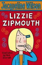 Lizzie Zipmouth by Jacqueline Wilson | Paperback Book | 9780552557849 | NEW