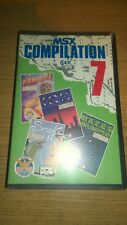 Msx Compilation 7 big box msx aackosoft