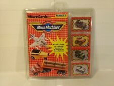 Galoob Micro Machines Micro Cards Series 2 t2998