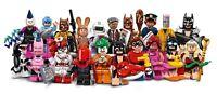 LEGO ~ BATMAN MOVIE ~SERIES  1 MINIFIGURES ... CHOOSE YOUR FIGURE