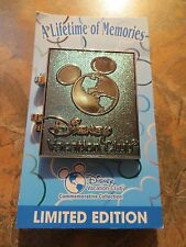 Disney Vacation Club 2013 Chip Dale Skiing Lifetime Memories DVC LE 2500
