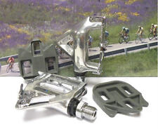 Shimano NEW 600 EX Ultegra pedals with RARE cleats. NOS