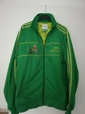 Adidas KERMIT THE FROG  tracksuit oldschool sweatshirt ADICOLOR jacket XL green