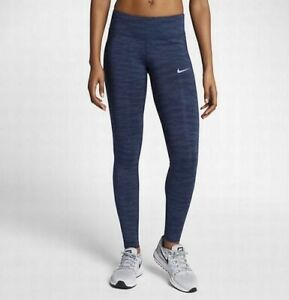 Women's Nike Epic Lux Tights Running Training Gym Size Extra Small XS