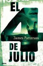El Cuatro De Julio  4th of July (The Women's Murder Club) (Spanish Edition)