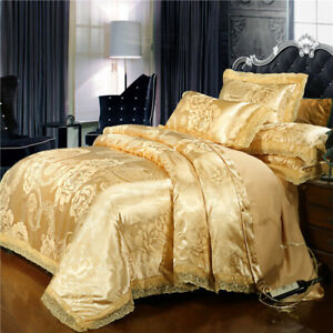 Luxury 3pcs Bedding Set High Quality Duvet Cover Sets 1Quilt Cover +2 Pillowcase