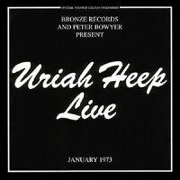 URIAH HEEP - LIVE 2 VINYL LP NEU