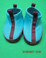 CHICD Baby Infant Water Swim Shoes 2 Boy Blue