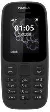 Nouvelle annonce Téléphone Mobile Nokia 105 (2017) - Noir (Dual SIM)
