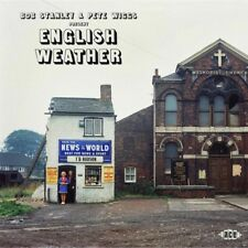Bob Stanley & Pete Wiggs (Saint Etienne) - English Weather CD New Sealed