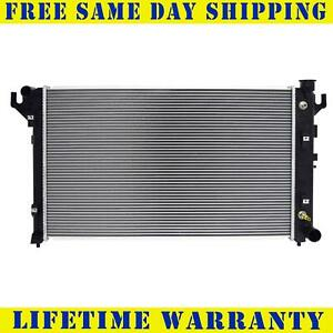 Radiator For 1994-2001 Dodge Ram 1500 V6 3.9L V8 5.2L 5.9L Gas Lifetime Warranty