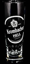 """Krombacher Bier, Bierglas 0,2l """"Krombacher Hell"""""""