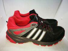 Adidas Rojo/Negro Informal Tenis De Entrenamiento Talla 10.5