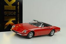 1966 Ferrari 365 California spyder rouge 1:18 KK kkdc 180051