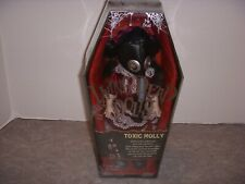 Living Dead Dolls, Variant Toxic Molly Series 9, Sealed Coffin, Mint, New, Mezco