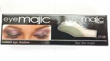 Instant eye shadow Majic Beauty 2 pk each all New (Paraben Free) ~SHADE 15~