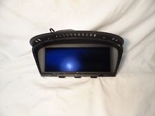 08 BMW 335i Navigation GPS Information Display Screen 51K Miles 2008 65829151979