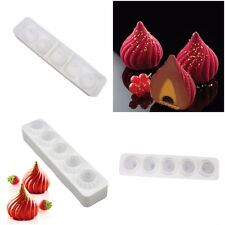 1 pcs silicone 3d russian tale mold cake decorating baking tools chocolate truff