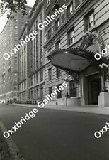 THE STRATHMORE 404 Riverside Drive 1966 UPPER WEST SIDE New York PHOTO NEGATIVE