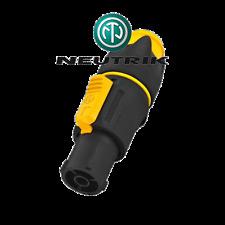 Fiche POWERCON TRUE1 Secteur Femelle 16 Ampéres NEUTRIK NAC3FX