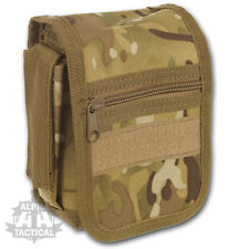 MTP MULTICAM MULTI PURPOSE UTILITY POUCH BELT FIXING TORCH GPS HOLDER