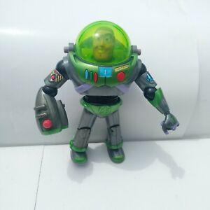"Buzz Lightyear RARE Nighttime Rescue Disney Pixar Toy Story 12"" Figure Hasbro"