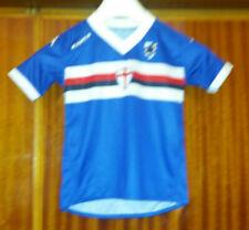 Maglia Calcio SAMPDORIA GENOVA Soccer ITALIA ITALY Vintage Kappa Shirt Lega