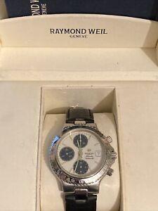 Raymond Weil Amadeus 7711 Automatic Chronograph Men's wristwatch. Box + Papers
