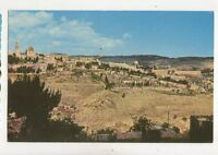 Jerusalem Temple Area Jerusalem Israel Postcard 349b
