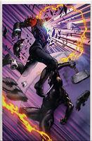 THANOS #17 EXCLUSIVE VIRGIN VARIANT COMIC BOOK ~ Marvel Comics