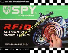 Alarma/Inmovilizador SPY RFID. Compacta y sin mando