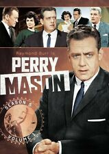 Perry Mason: Season 5, Vol. 1 [4 Discs] DVD Region 1