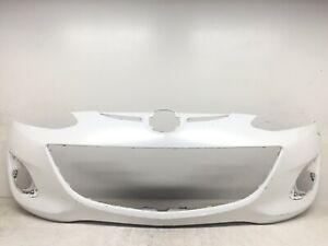 Front Bumper Cover Mazda 2 Sport Touring 2011-2014 DR61-50031 OEM2