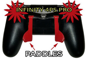 SCUF Infinity 4PS PRO Reactive Paddle Replacement Kit Gaming Scud Scuff Paddles